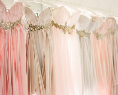 Pastel-Pink-Bridesmaids-Dresses   Elite Weddings