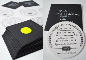 save the dates branded