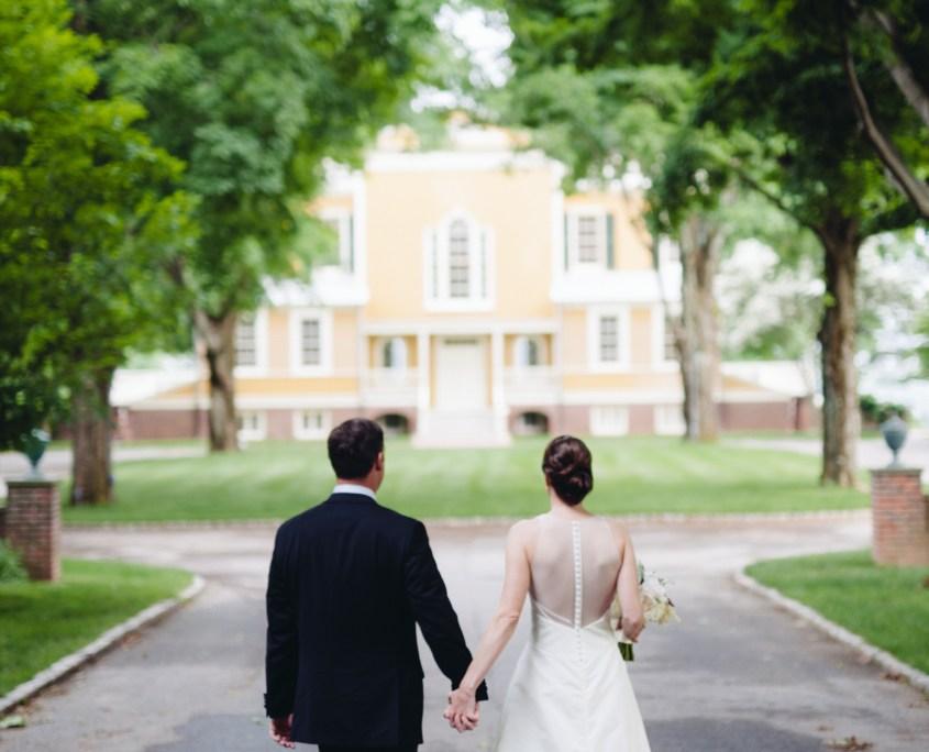 Boscobel House & Gardens wedding