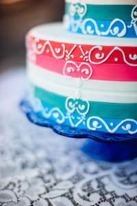 cake details - hudson valley wedding shoot
