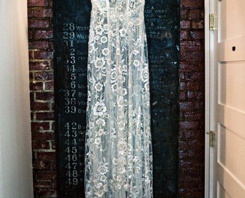 wedding gown- Club Helsinki wedding