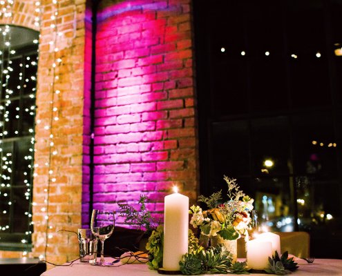 Hudson NY - Wedding decor