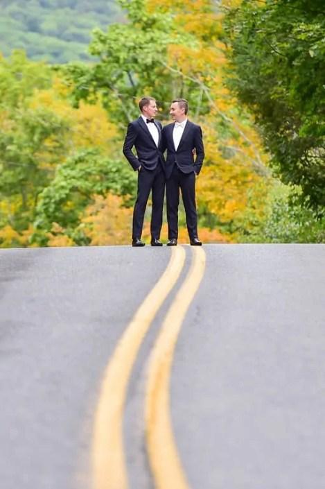 grooms - hudson valley wedding