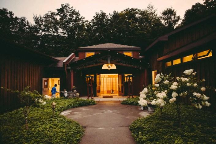 Rustic Retreat wedding venues