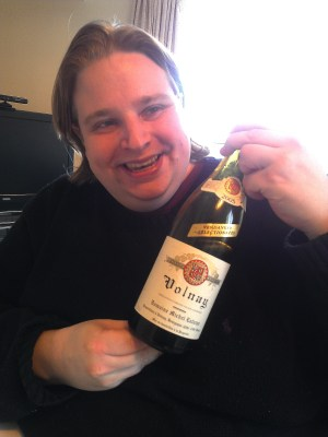 Dani with Volnay 2005