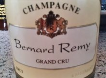 Champagne Brut 'Grand Cru' from Bernard Remy