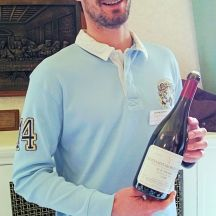 Sebastian Cathiard with Nuits-Saint-Georges Premier Cru Aux Thorey