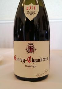 Fourrier Gevrey-Chambertin Vieilles Vignes