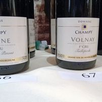 Champy Beaune and Volnay