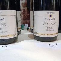 Champy Beaune and Volnay
