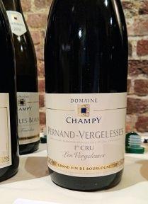 Champy Pernand-Vergelesses Premier Cru les Vergelesses