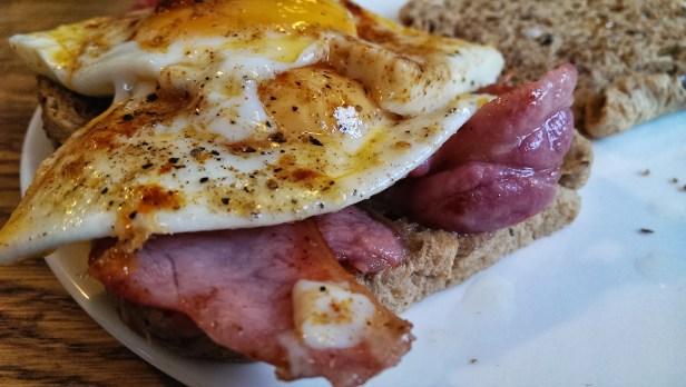 The DE&B - featuring Beechcroft bacon