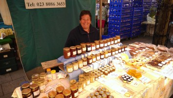 The Queen of New Forest Bee Products