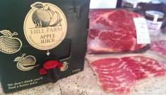 Hill Farm Cox and Bramley bag-in-box