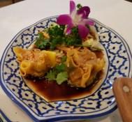 Thai Dim Sum dumplings Manow