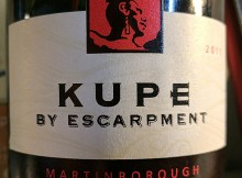 Kupe by Escarpment 2001