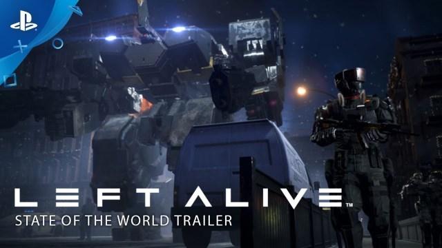 VIDEO • Príbehový trailer Left Alive približuje život v 22. storočí