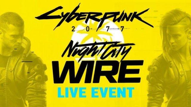 ZÁZNAM • Cyberpunk 2077 – Night City Wire