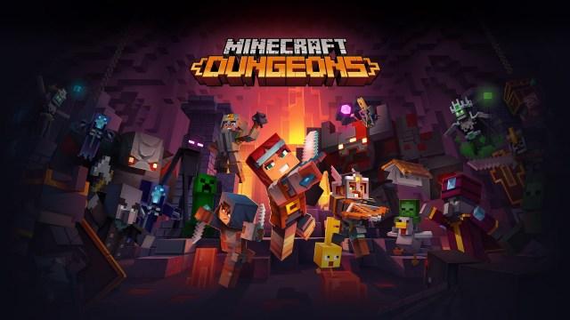 RECENZIA • Minecraft Dungeons