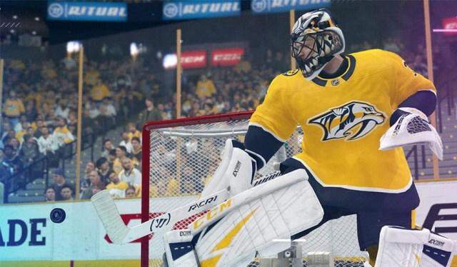 NHL 21 nevyjde na nové konzole, ale bude na nich fungovať verzia pre tie staré
