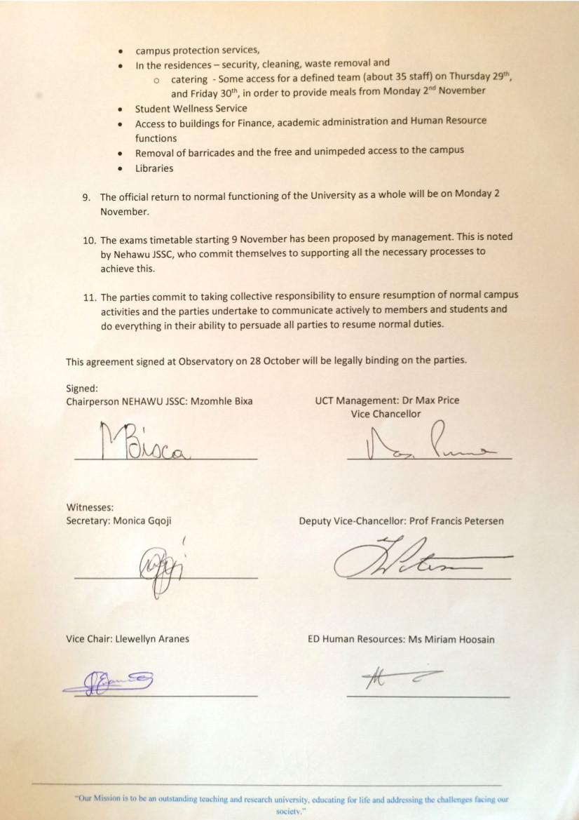 UCTNehawuJSSCInsourcingAgreementandCompact_28October2015_p2