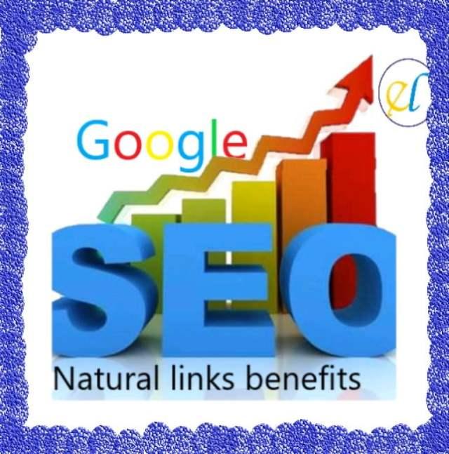 Classement avec backlink naturel sur Google