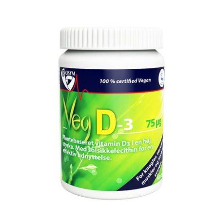 Plantebaseret vitamin D3. Et af de første plantebaserede vitamin D3 med solsikkelecithin. Køb plantebaseret vitamin D3 i en høj dosis hos Elixira!