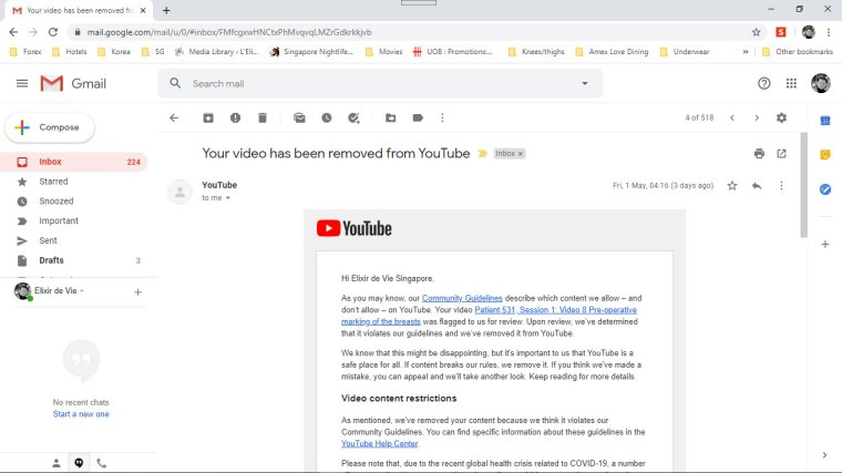 Youtube-removal-email