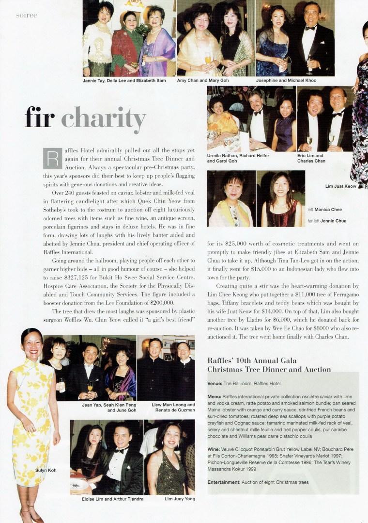 Singapore Tatler Feb 2002