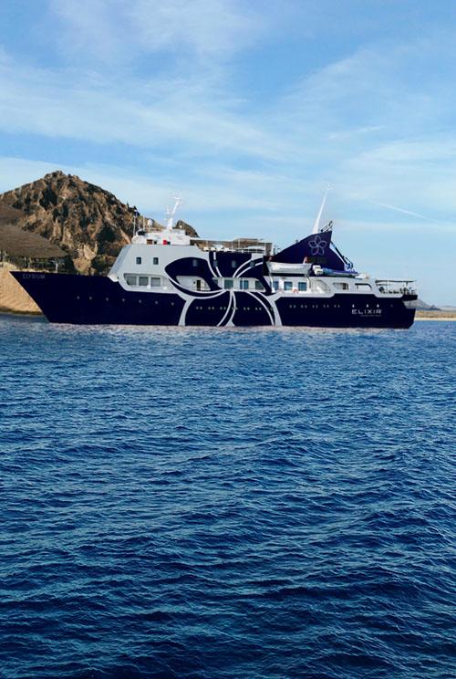 Elixr Cruises Elysium Ship