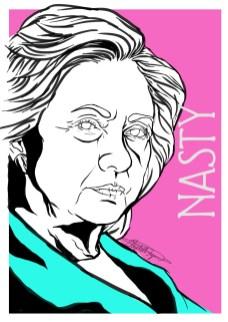 "Hillary ""Nasty"" Digital"