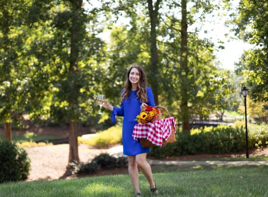 Picnic in the Park styled shoot in CLT by Elizabeth A. Images