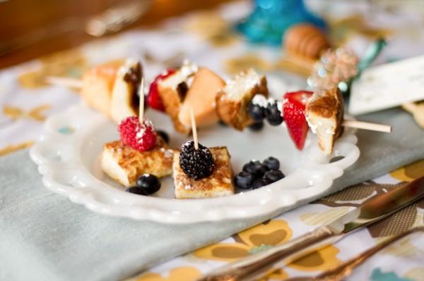 Pancake Breakfast Brunch Wedding Ideas
