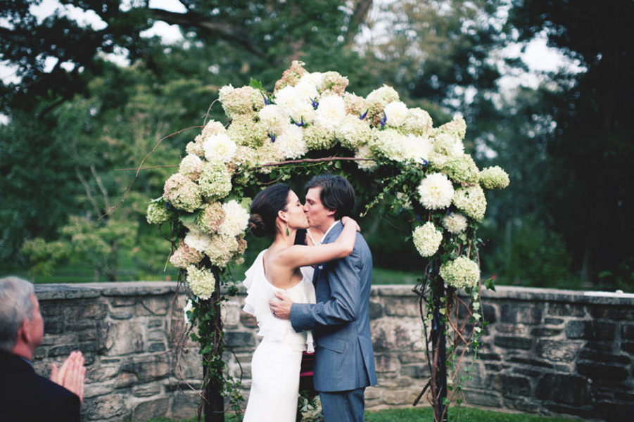 Blue Hill At Stone Barns Wedding From Katie Osgood Photography