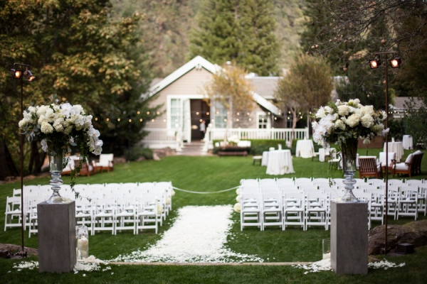 Classic Wine Country Wedding From Megan Clouse