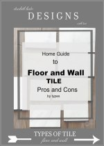 Pros and Cons of Different Types of Tile Options