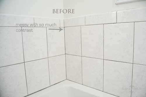 Diy On The Cheap How To Renew Tile Grout