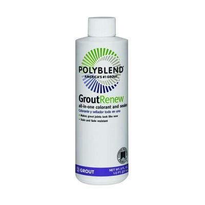 Custom Building Polyblend #11 Snow White 8 oz. Grout Renew Colorant