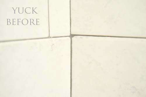 renew tile grout diy how to