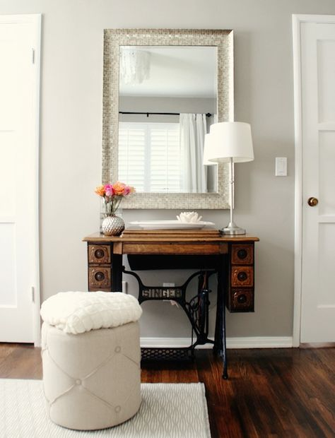 Sherwin Williams Amazing Gray is the perfect griege color