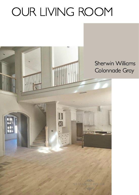 Sherwin williams gray versus greige Sherwin williams collonade gray exterior