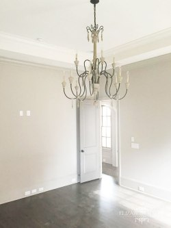 Savoy French Country Chandelier