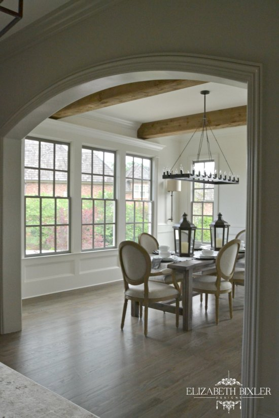 Elizabeth Bixler Designs Dining Room