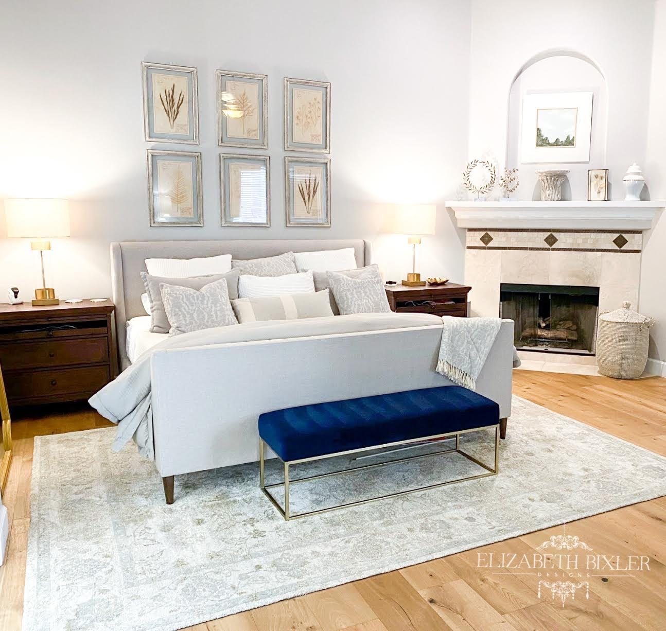 Neutral Beautiful Bedroom Styling