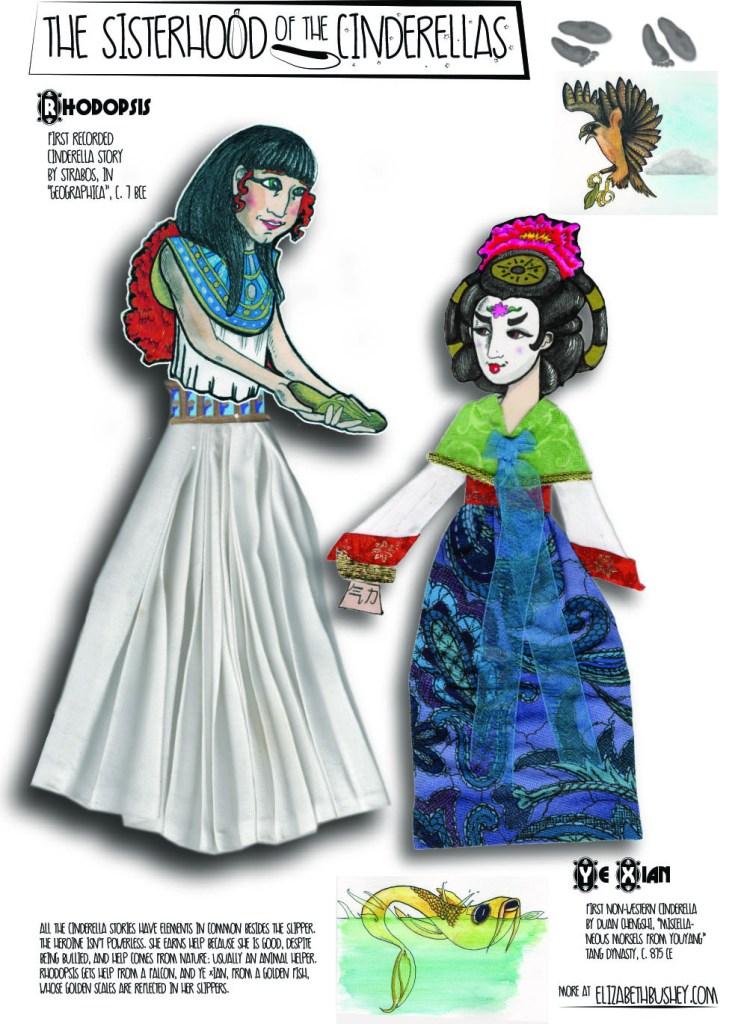 Sisterhood of the Cinderellas, p2