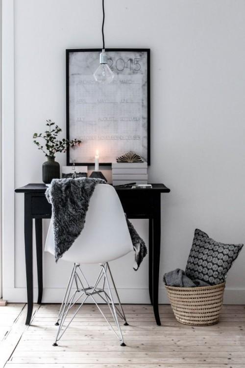 office design, interiors, interior design, white, grey