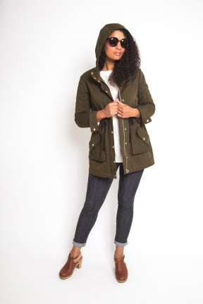 Closet Case Files' Kelly Anorak