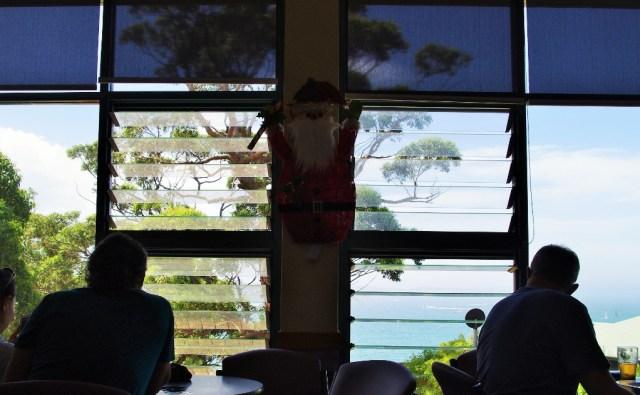 Santa and the Sea