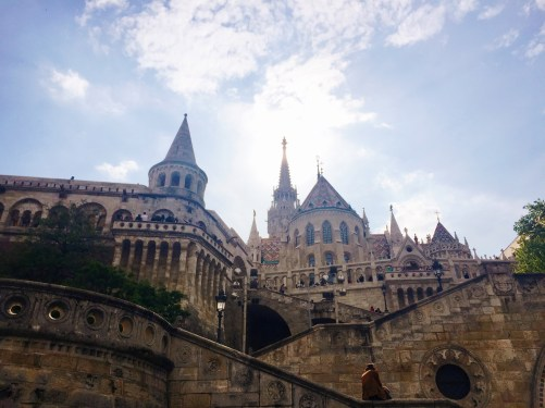 Loved the views from Fisherman's Bastion!