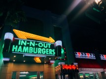 As an east coster, I have to hit up In N Out whenever I get the chance!